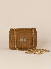 Massimo Dutti Chain Padded Bag