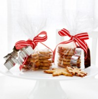 Ginger and spice cookies recipe