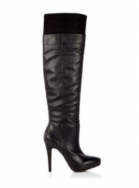Sam Edelman Black Remy Knee High Boot