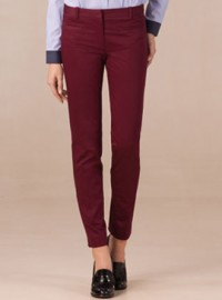 Massimo Dutti Zip Trousers 