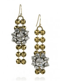 Lulu Frost Day & Night Swarovski Crystal Earrings