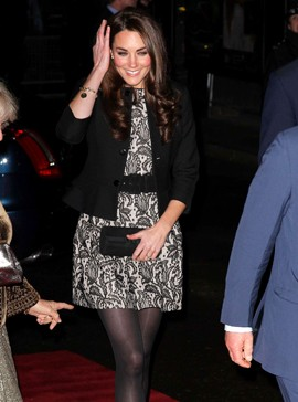 Prince's Trust Concert Royal Albert Hall-royal family-kate middleton photos-gary barlow-woman and home