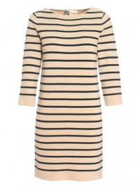 Jaeger Wool Breton Dress
