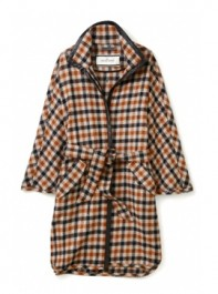By Malene Birger Sienni Checked Cape