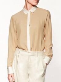 Zara Silk Shirt