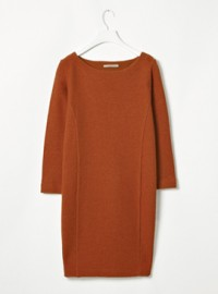 COS Boiled Wool Dress