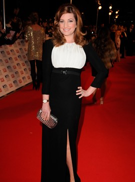 The National Television Awards 2012-Celebrity Events-Celebrity Photos-Woman and Home