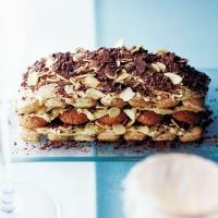 Boozy Tiramisu Torte
