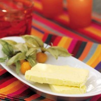 Mango and lime parfait recipe