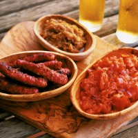 BBQ Sausages recipe - new twists