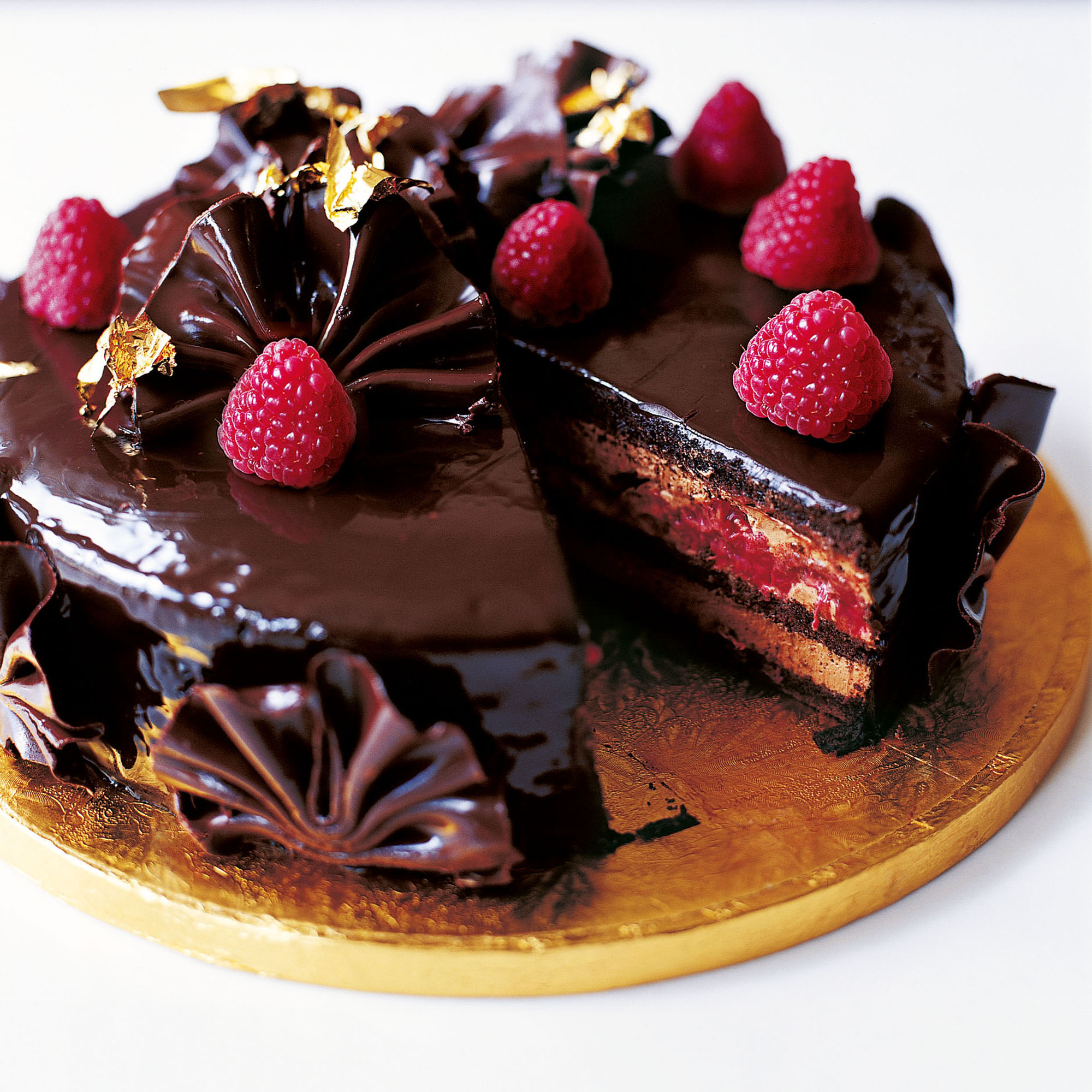 Chocolate Mousse Layer Cake Recipe Uk