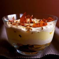 Orange and Grand Marnier trifle recipe
