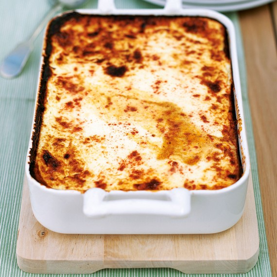 Lighter Moussaka Recipe-vegetable recipes-recipe ideas-new recipes-woman and home