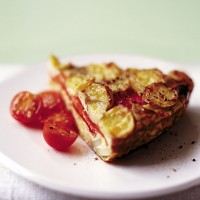 Roasted pepper tortilla recipe