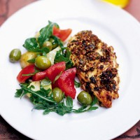 Middle Eastern chicken recipe
