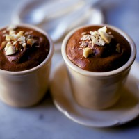 Chocolate and coffee mousse recipe