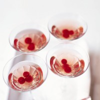 Raspberry and pink Champagne jelly recipe