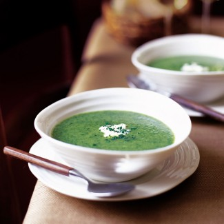 Watercress soup recipe