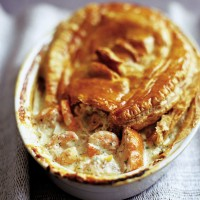 Posh Smoked Fish Pie