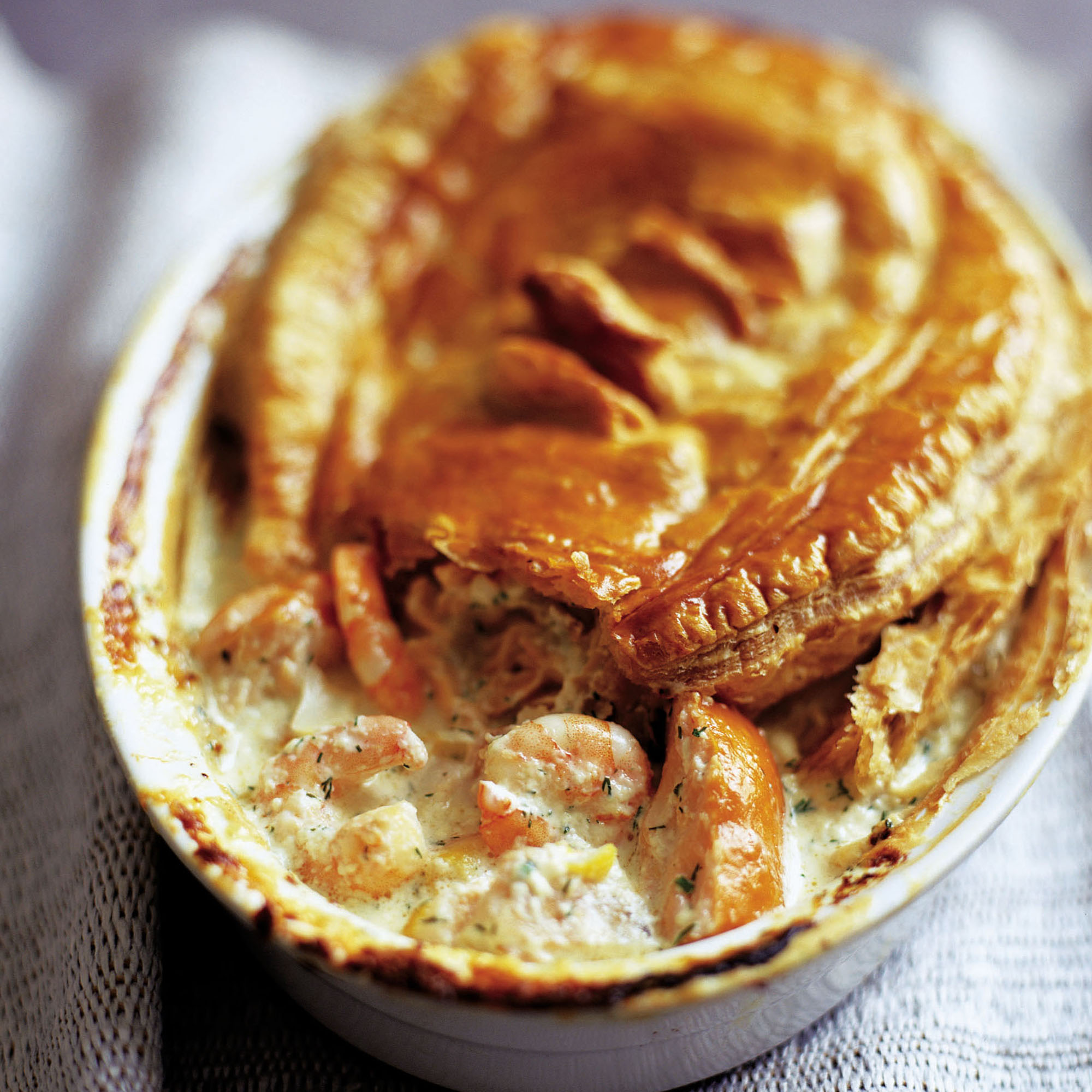 Posh smoked fish pie woman and home for Fish pie recipe