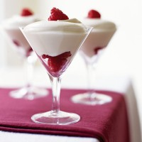 Elizabeth David's syllabub recipe