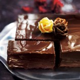 Chocolate almond torte recipe