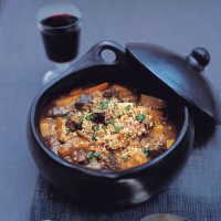 Venison and butternut squash stew recipe