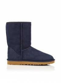 Ugg Australia Navy Blue Classic Short Boot 