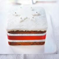 Large Christmas Cake