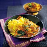 Fragrant lemon rice recipe