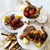 Tandoori chicken kebabs recipe