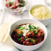 Quick Chicken Balti