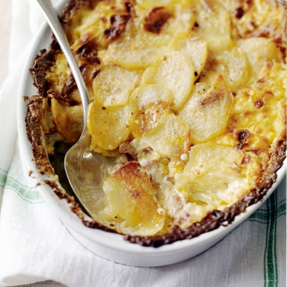 Traditional tartiflette - Woman And Home