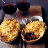 Chilli cottage pie recipe