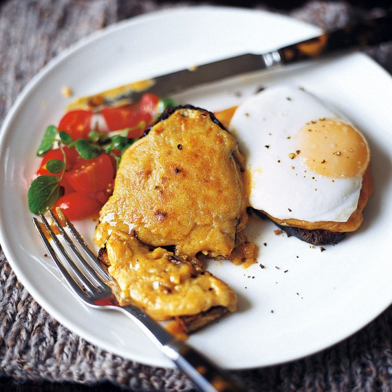 Welsh Rarebit - Woman And Home