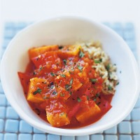 Butternut squash tagine recipe