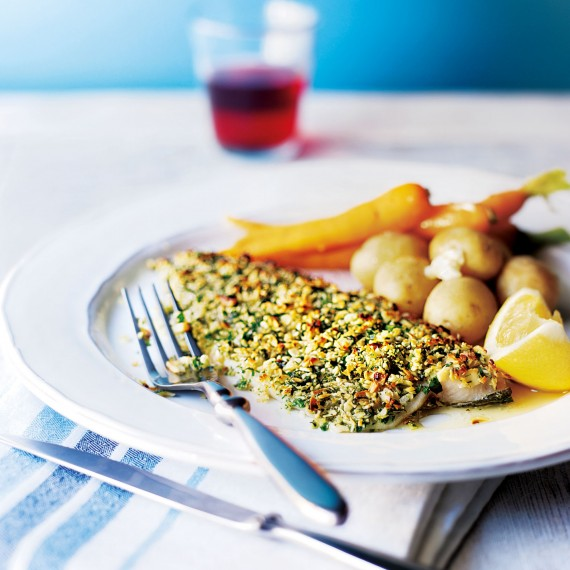 pecan crusted trout recipe hazelnut crusted trout hazel crust trout ...