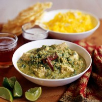 Chicken and Coriander Curry