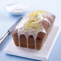 Lemon Pound Cake with Glac� Icing
