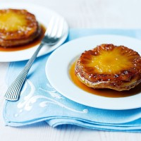 Pineapple Tart Tatin