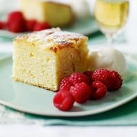 Sticky lemon cake recipe