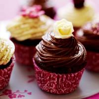 Chocolate swirl cupcake recipe