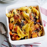 Conchiglie with squash and sage recipe