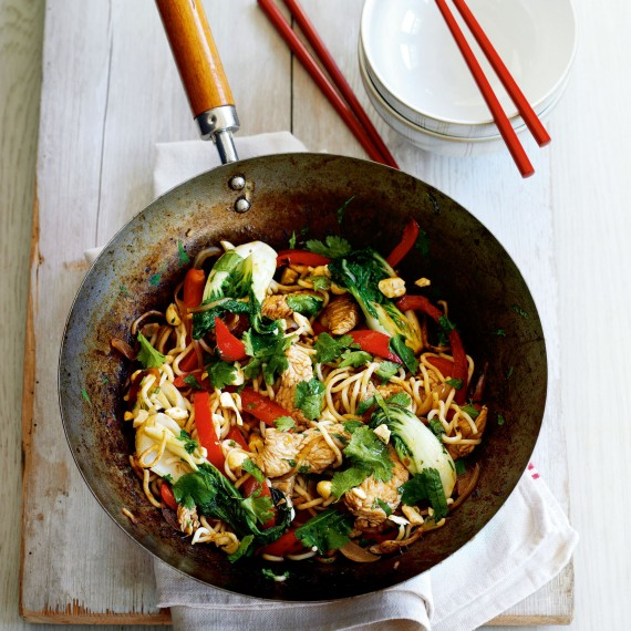 Turkey and Black Bean Stir-Fry recipe-turkey recipes-recipe ideas-new recipes-woman and home