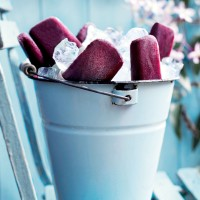 Cocktail lollies recipe