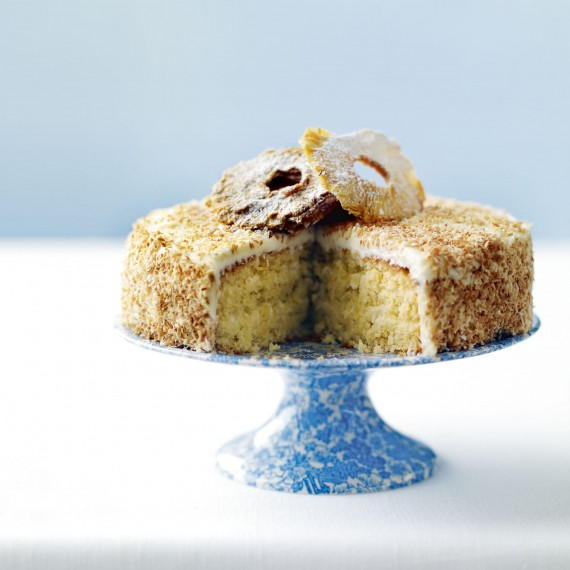 Pina Colada Cake Recipe Uk