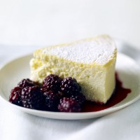 Good-for-you lemon cheesecake recipe