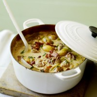 Normandy pork casserole recipe