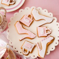 Bags and shoes cookies recipe