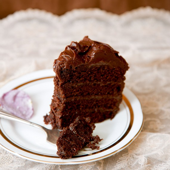 Chocolate Fudge Cake recipe-cake recipes-recipe ideas-new recipes ...